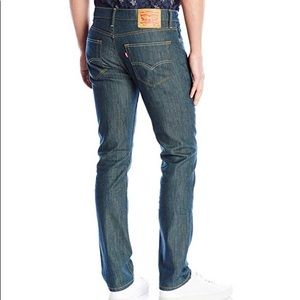 Levi's 511 slim jeans men 34/34